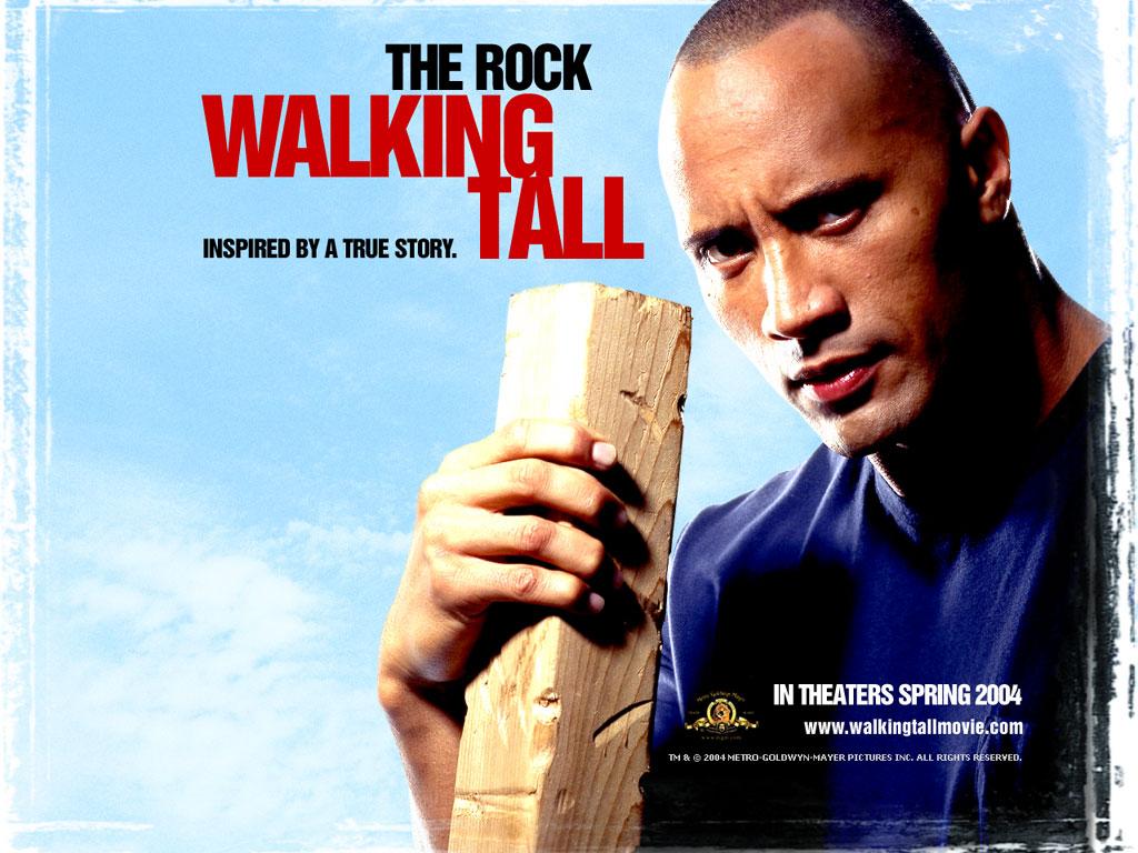 Walking Tall 2004 Dwayne Johnson Ashley Scott Johnny Knoxville Neal Mcdonough Classic Movie Review 903 Derek Winnert