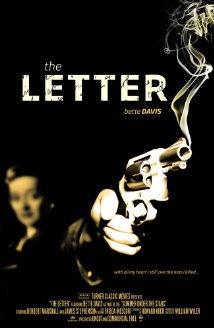 The Letter 1940 Bette Davis Herbert Marshall – Classic